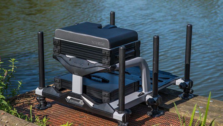 XR36 Pro 500 Edition zitkist bij Hengelsport Kruidenier
