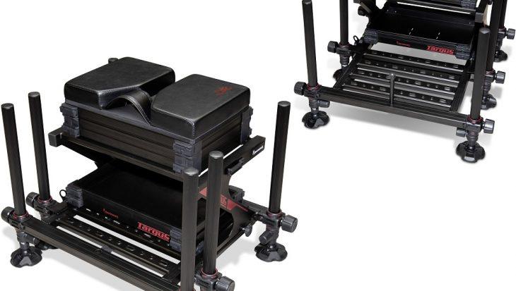Browning Targus Seat Box 2020 met grote voetafdruk