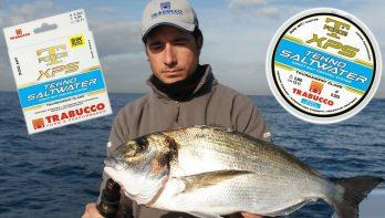 Flitsend zeevissen met de XPS Tekno Saltwater lijn