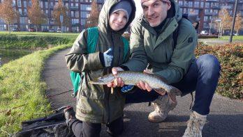 Open Roofvis Streetfishing wedstrijd in Winkel (N-H)