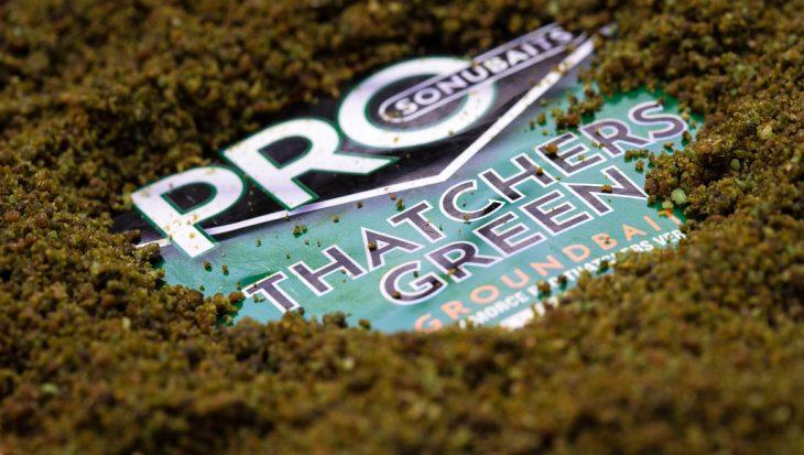 Pro Thatchers Green: fijngemalen pellets met vismeel