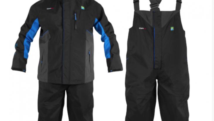 Fraai ontworpen DFX Suit beschermt tegen alle elementen