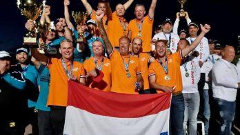 Nederlands team wereldkampioen WK Feeder voor Clubs