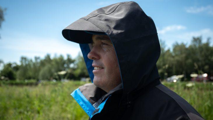 Upgrade Preston DFX all-weather pak in aantocht